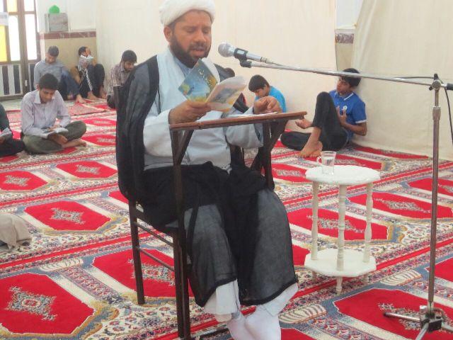 تصاویر/ دعای ندبه مسجد امام سجاد (ع) دیّر